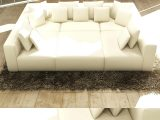 Sofa Weiss Leder Hireapatriot intended for proportions 1600 X 1600